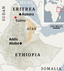 Ethiopian raid on Eritrean bases raises fears of renewed