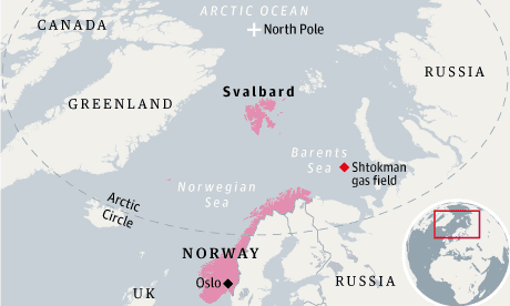Oil rush in the Arctic gambles with nature and diplomacy | World ...