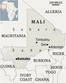 Mali locator