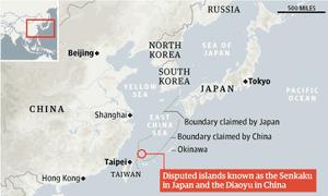 Senkaku-Diaoyu Islands
