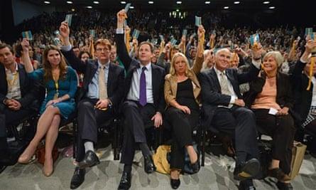 Liberal Democrat conference