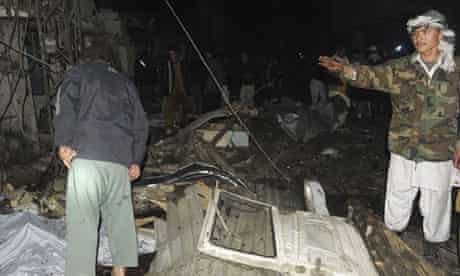 Bomb attacks in Quetta