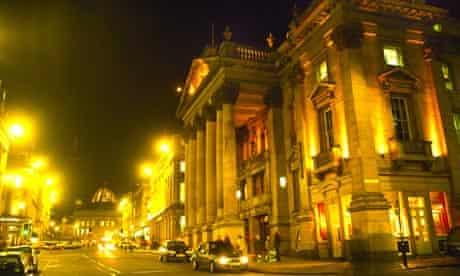 Theatre Royal in Newcastle