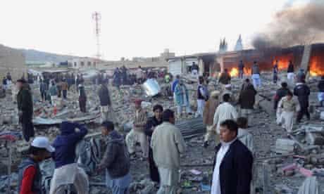 Quetta market bomb