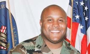 Chris Dorner against the LAPD: 'He knows what he's doing  We