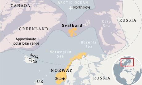 Svalbard job vacancy: polar bear spotter wanted | World news ...