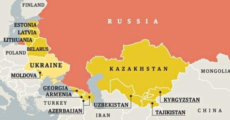 Non Russian Former Soviet Republics 121