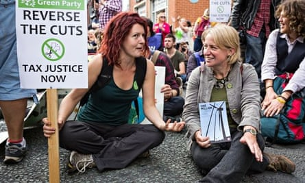 Climate March, as part of a global day of action, Manchester, UK