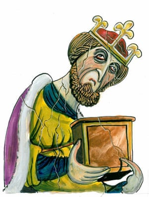 Kings and Queens: Athelstan passed a law to spare children under 15 from the death penalty