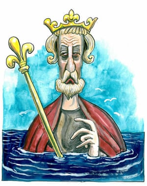 Kings and Queens: Not many people know that Canute gave the first royal press releases