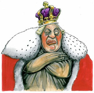 Kings and Queens: The primitive treatment of confinement may have made George worse