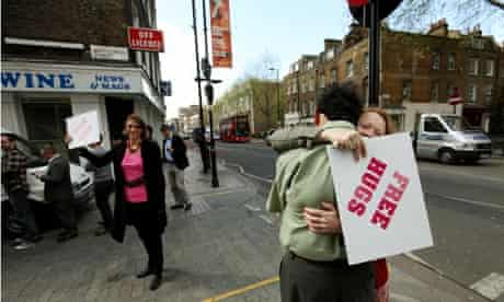 Action for Happiness, free hugs