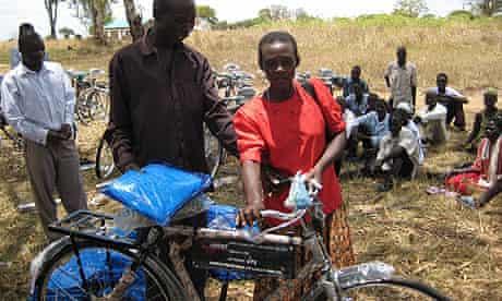 Katine VHT bikes
