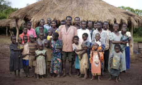 Katine family past blog