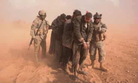 Iraq, Rawa. Operation Steel Curtain