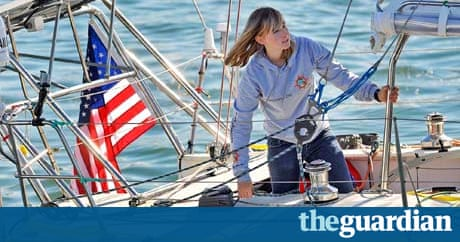 Desperate search for 16-year-old lone US sailor Abby Sunderland | US news | The Guardian