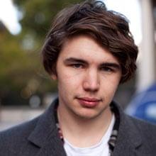 Occupy London protesters: Robbie Wojciechowski, 17, from Lewisham
