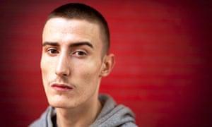 Dane Williamson, 18, who spent nine days in prison