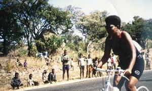 Cycling in Zimbabwe