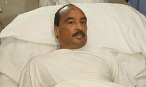 Mauritanian President Mohamed Ould Abdel Aziz recovers from a gunshot wound