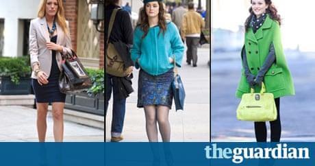 Gossip Girl Fashion A Farewell To Bedhead Hair And Plaid Shirts Fashion The Guardian