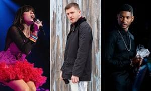 Best tracks of 2012: Carly Rae Jepsen, Plan B and Usher