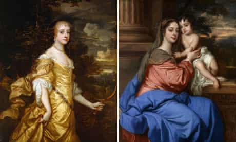 Hampton Court portraits