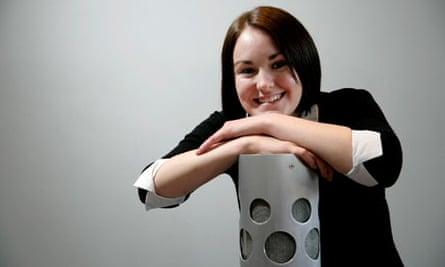 Emily Cummins, for World Entrepreneurship Day