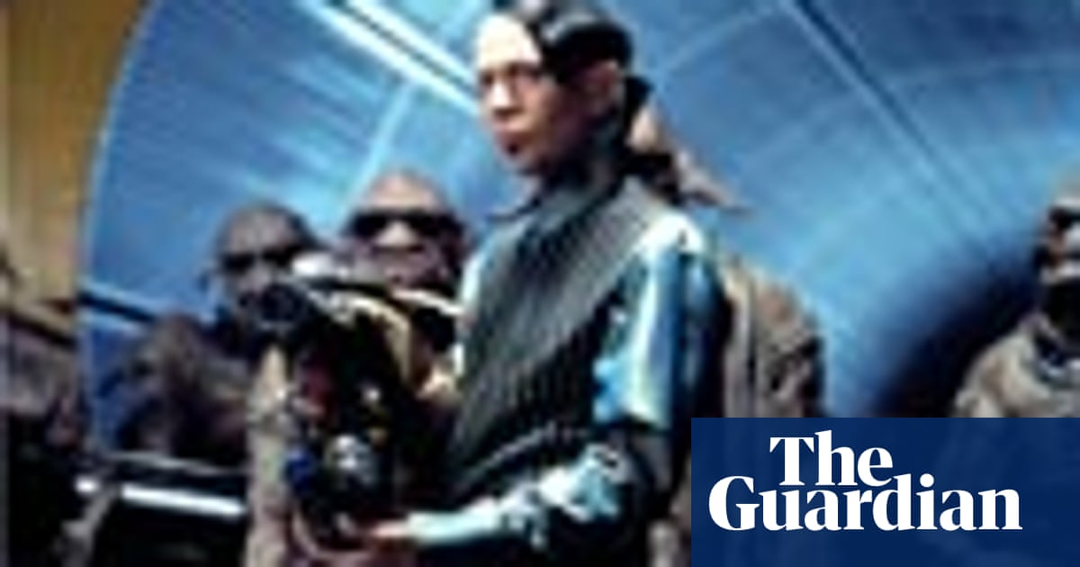 Sci-fi fashion on the big screen - in pictures