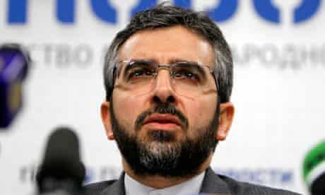Ali Bagheri, deputy secretary of Iran's Supreme National Security Council