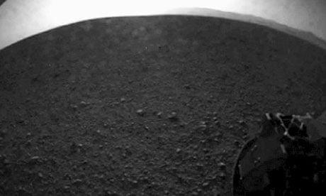 Curiosity rover Mars landing – as it happened | Science ...