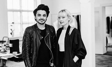 Common. Emma and Saif Bakir
