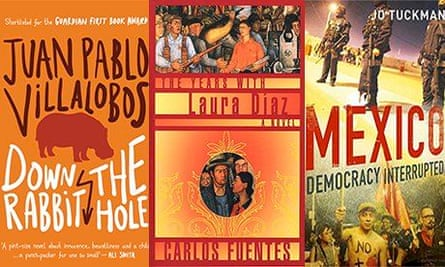The best books on Mexico