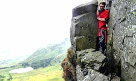 Country Diary: Fat Man's Agony on Side Pike, Great Langdale, Lake District