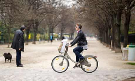 Paris Cycling