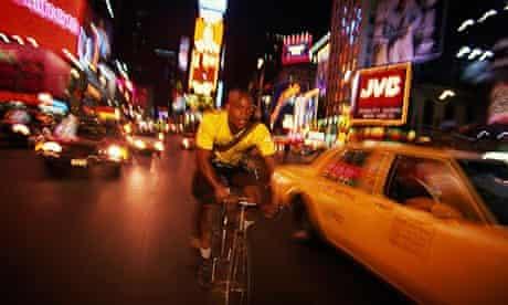 New York cycling