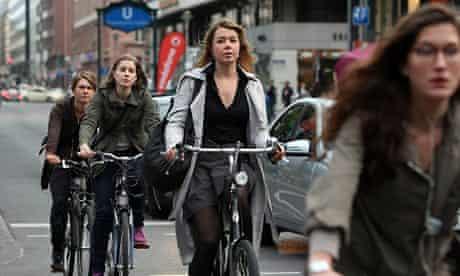 Berlin cycling