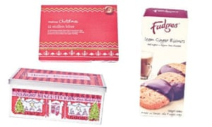 Christmas Biscuits Taste Test Crunch Time Food The Guardian