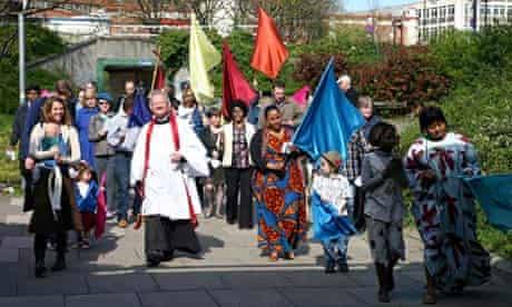 Odette Sefuko demonstration