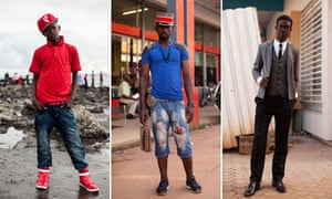 Joonna Petterson's photographs of African street fashion