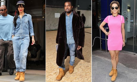 Timberland 40 Years Of The Yellow Boot Fashion The Guardian