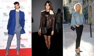 Rihanna, Alexa Chung and Elin Kling