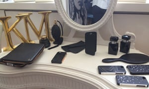 Kate Moss accessories