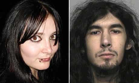 Ty Medland who has been found guilty of the murder of his wife Samantha