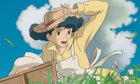 Hayao Miyazaki's animation The Wind Rises