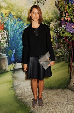 Rebecca Hall at Mulberry