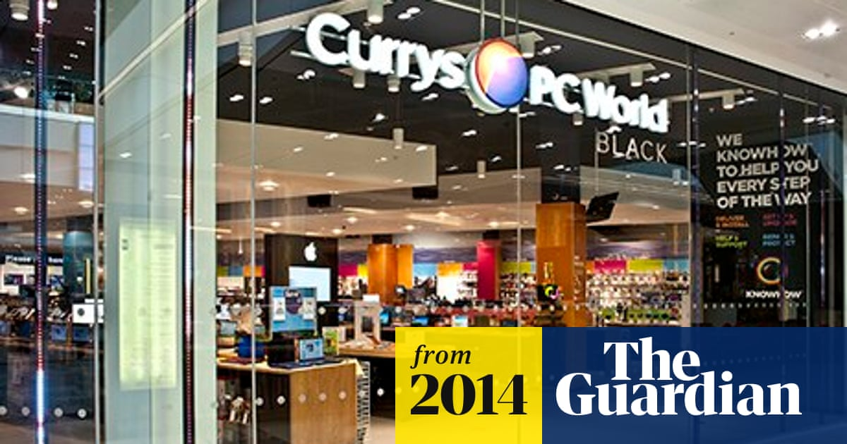 Argos and Dixons triumph during Christmas sales as online