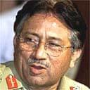 General Musharraf of Pakistan