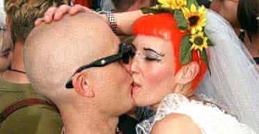 The Love Parade in Berlin. Photo: Sven Kaestner, AP