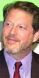 Al Gore with a beard
